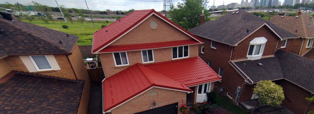 Classic Monterey Camero Metal Roofing In Toronto In The