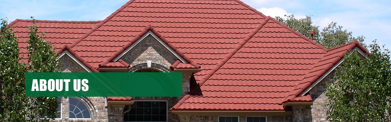 About Camero™ metal roofing