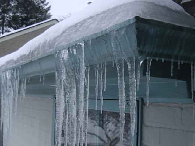 Ice dam prevention and removal tips