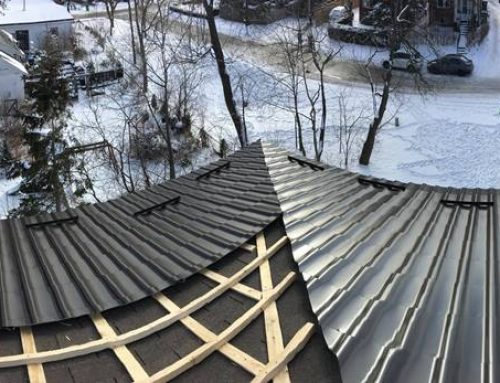 The Camero 2018 Metal Roofing Season is in Full Effect!