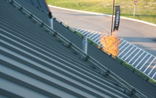 standing seam metal roof price