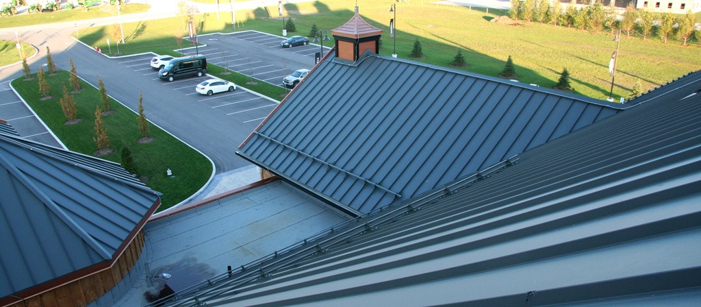 standing seam metal roofing manufacturers