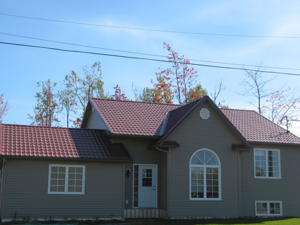 steel siding panels