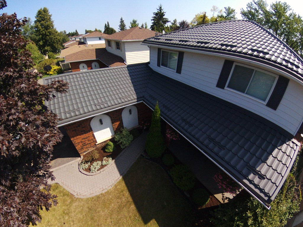 Metal Roofing Pros And Cons Camero Metal Roofing In
