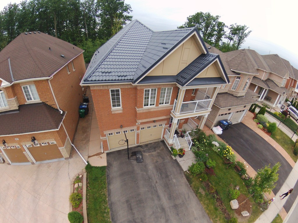 Metal Roofing Project Brampton Hwy 410 And Bovaird Dr