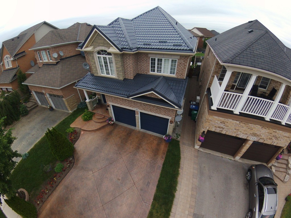 Metal Roofing Project Brampton Bovaird Dr And Torbram Rd