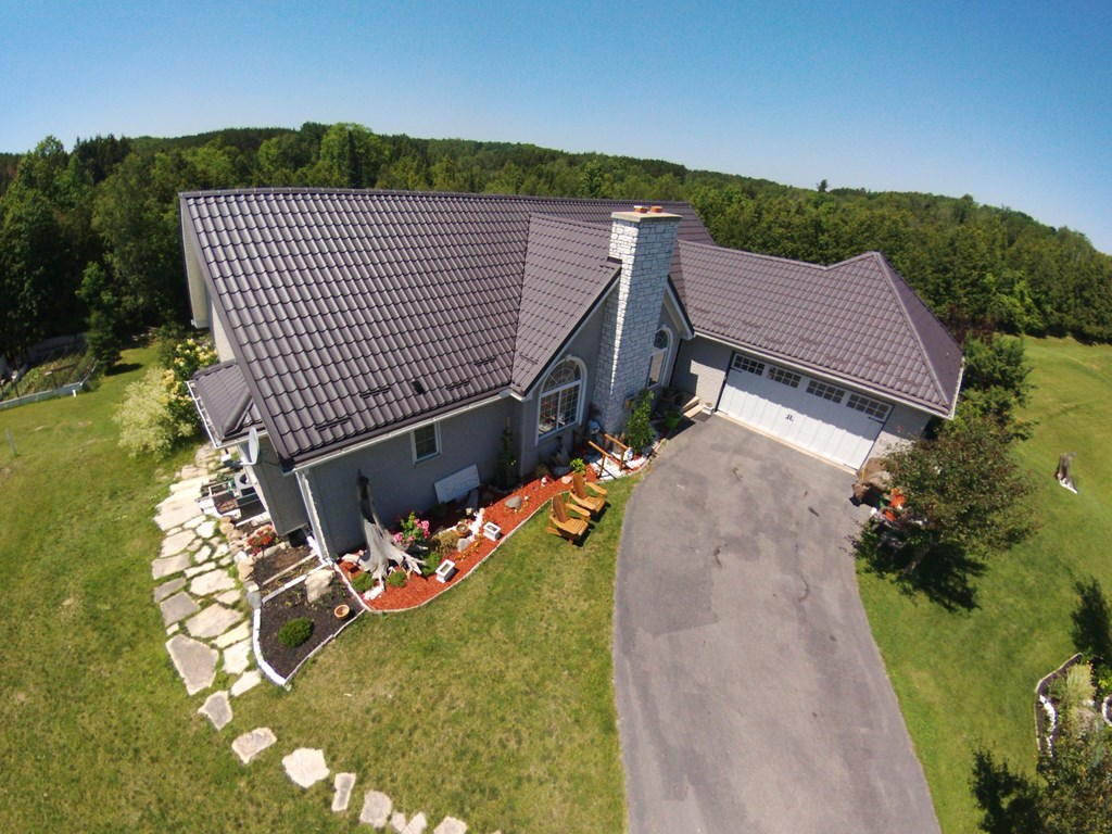 Metal Roofing Project Bradford 10th Sideroad And 8th Line